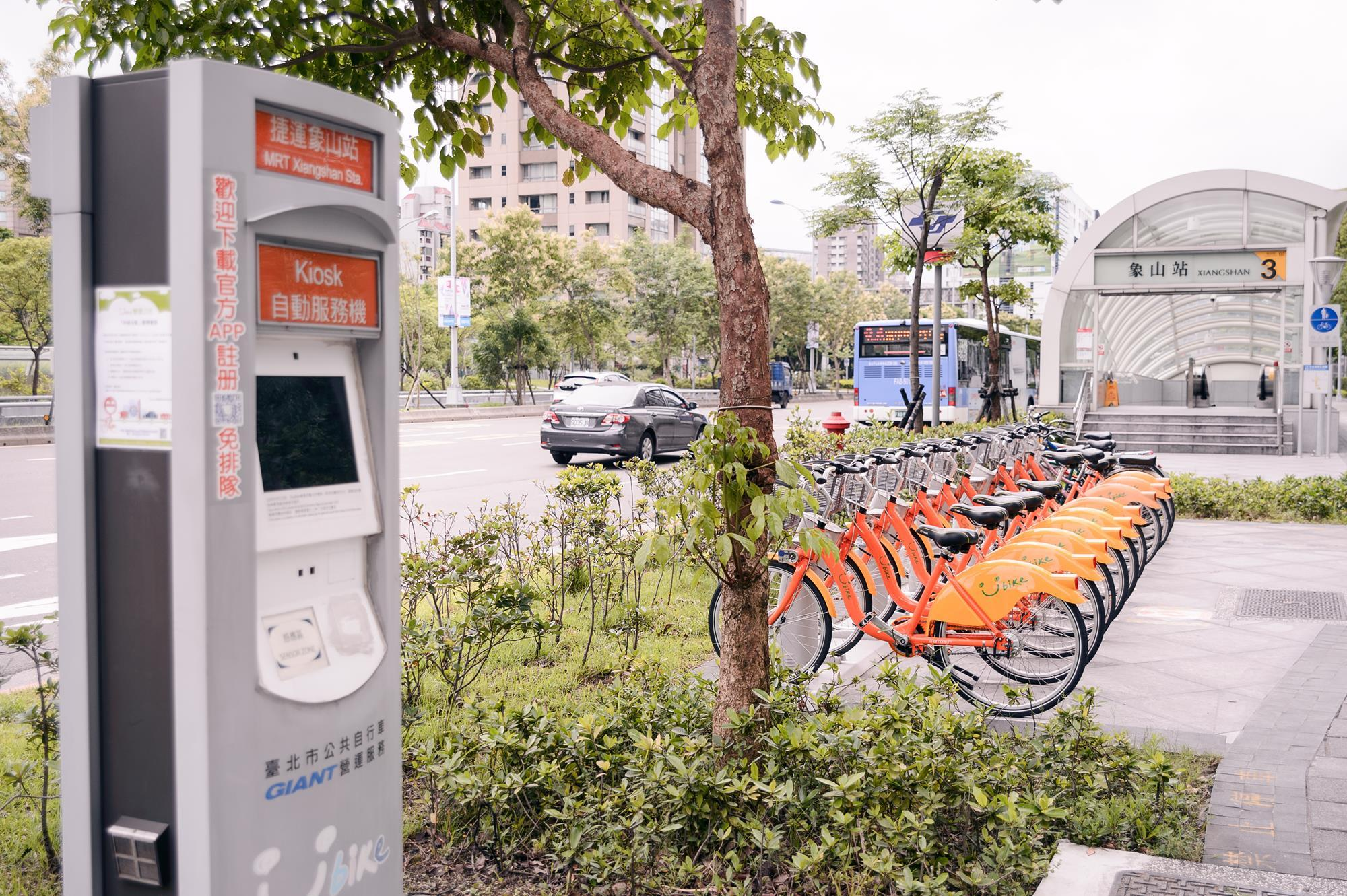 Bike Sharing System-YouBike
