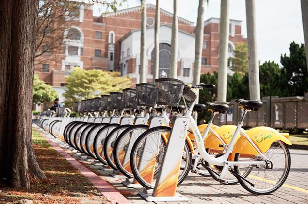 Bike Sharing System-YouBike 2.0