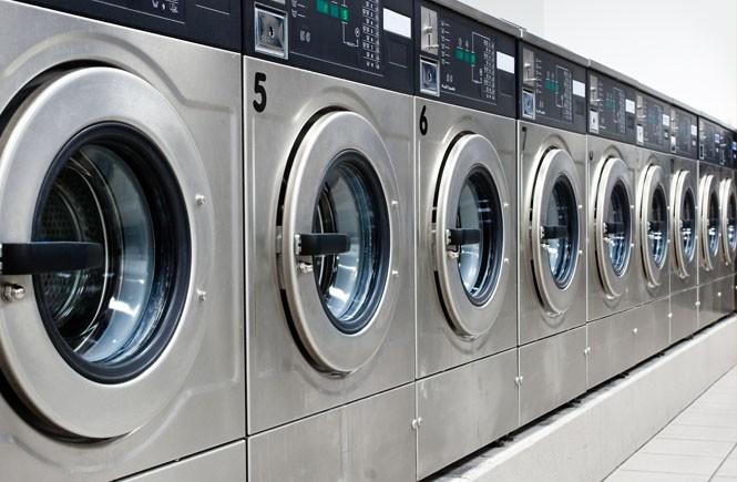 電子投幣器應用於洗衣機