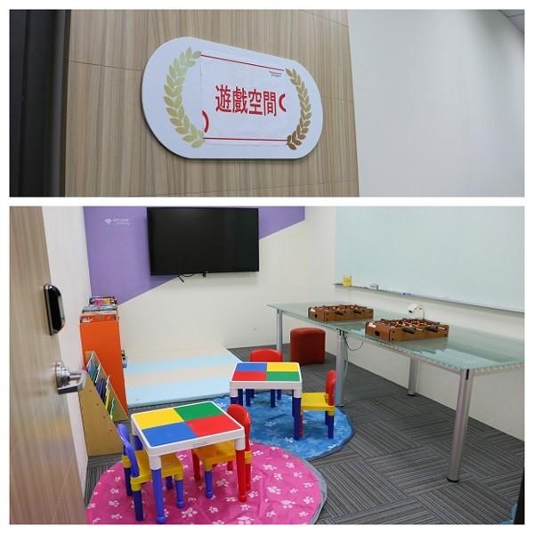 微程式兒童遊戲空間