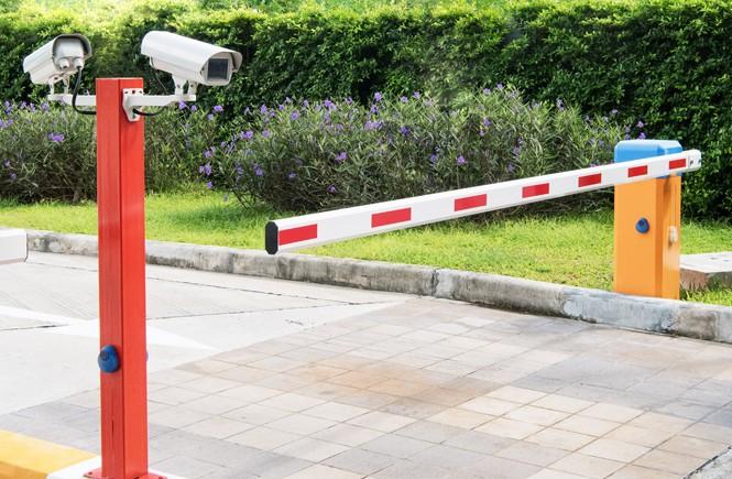車牌辨識門禁管理解決方案