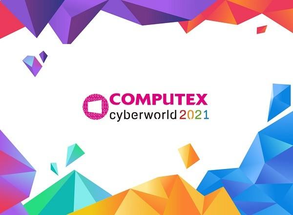 微程式參展computex virtual